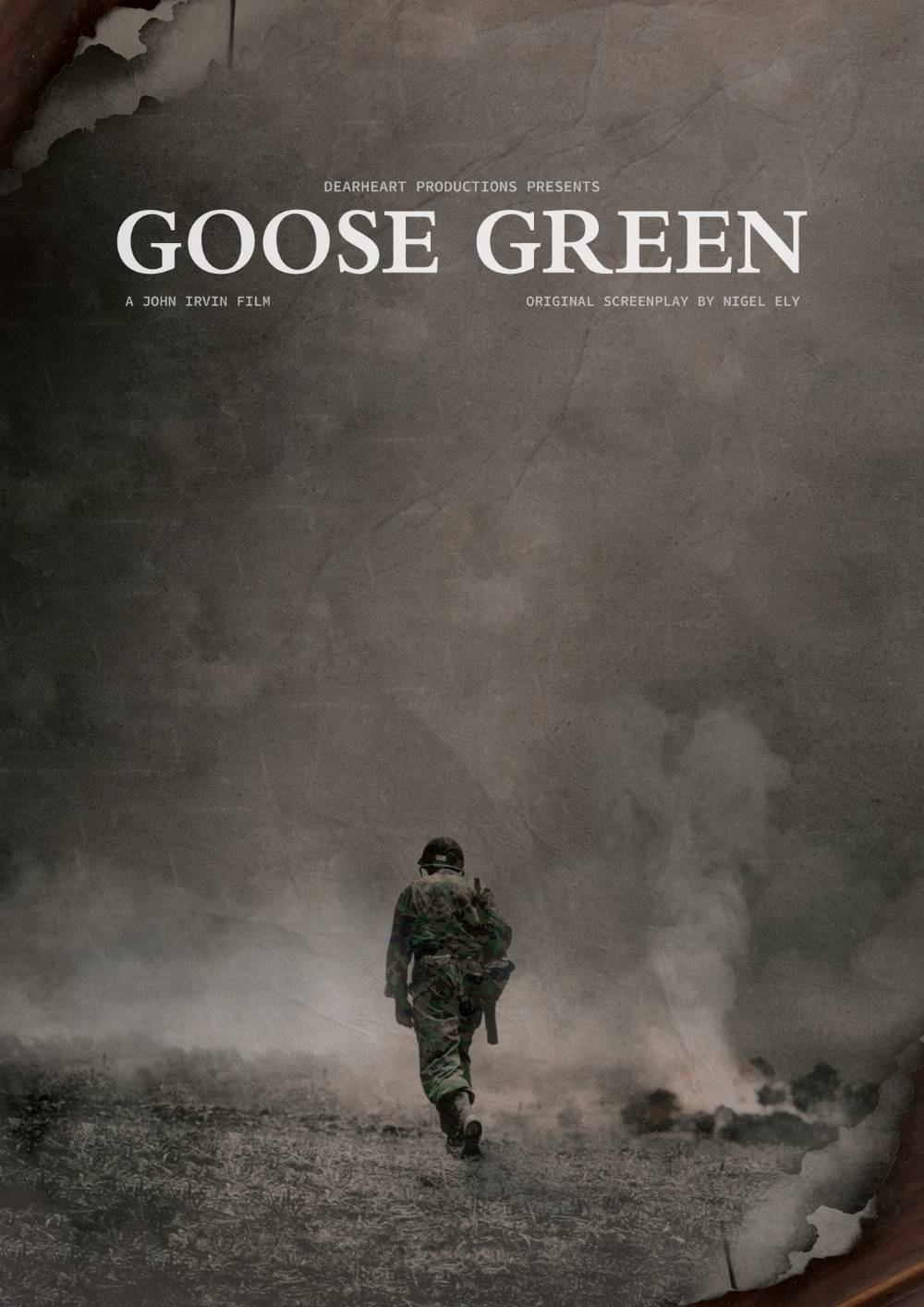goose green peacock film finance