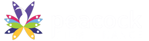 Peacock Film Finance Logo