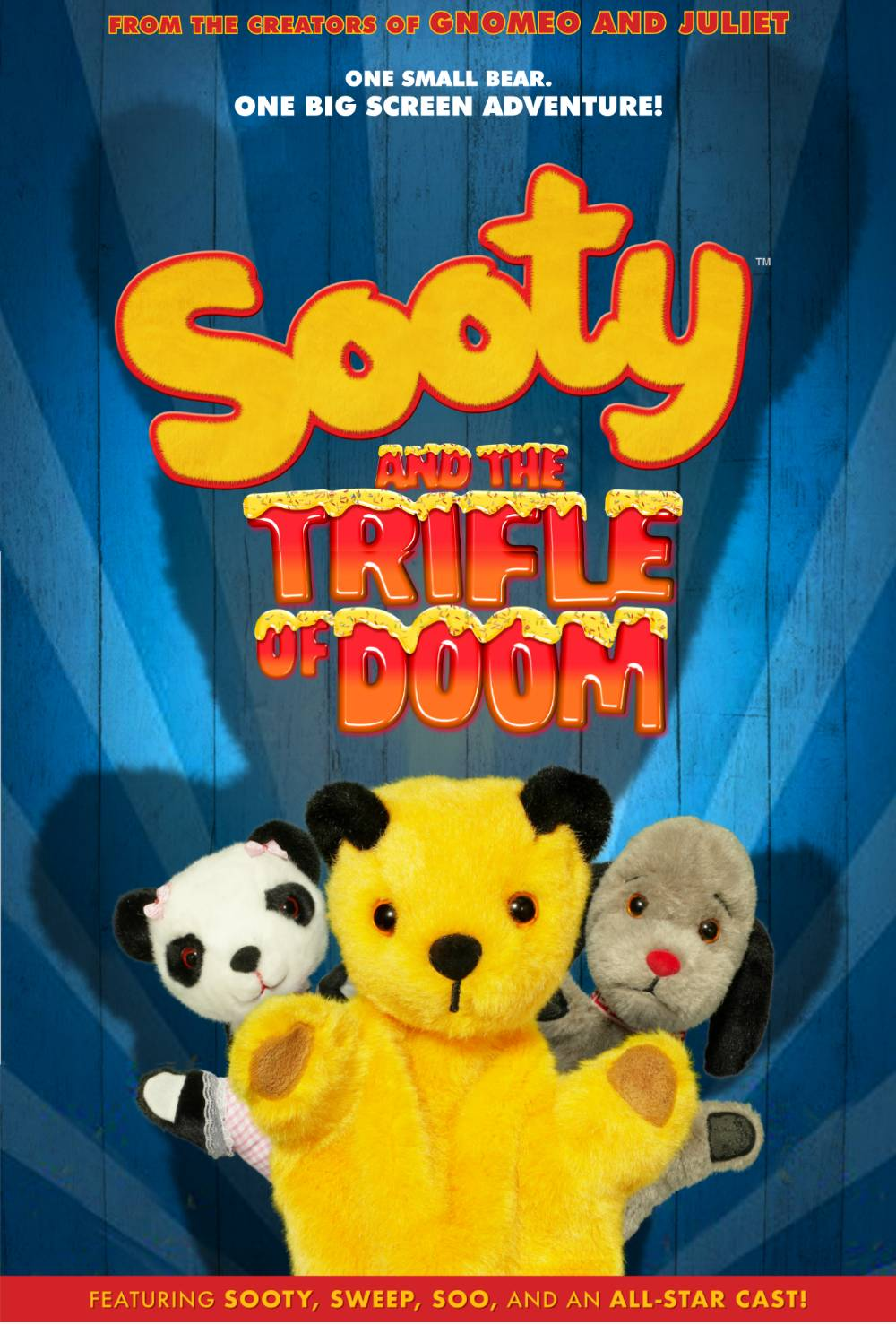 sooty peacock film finance investment