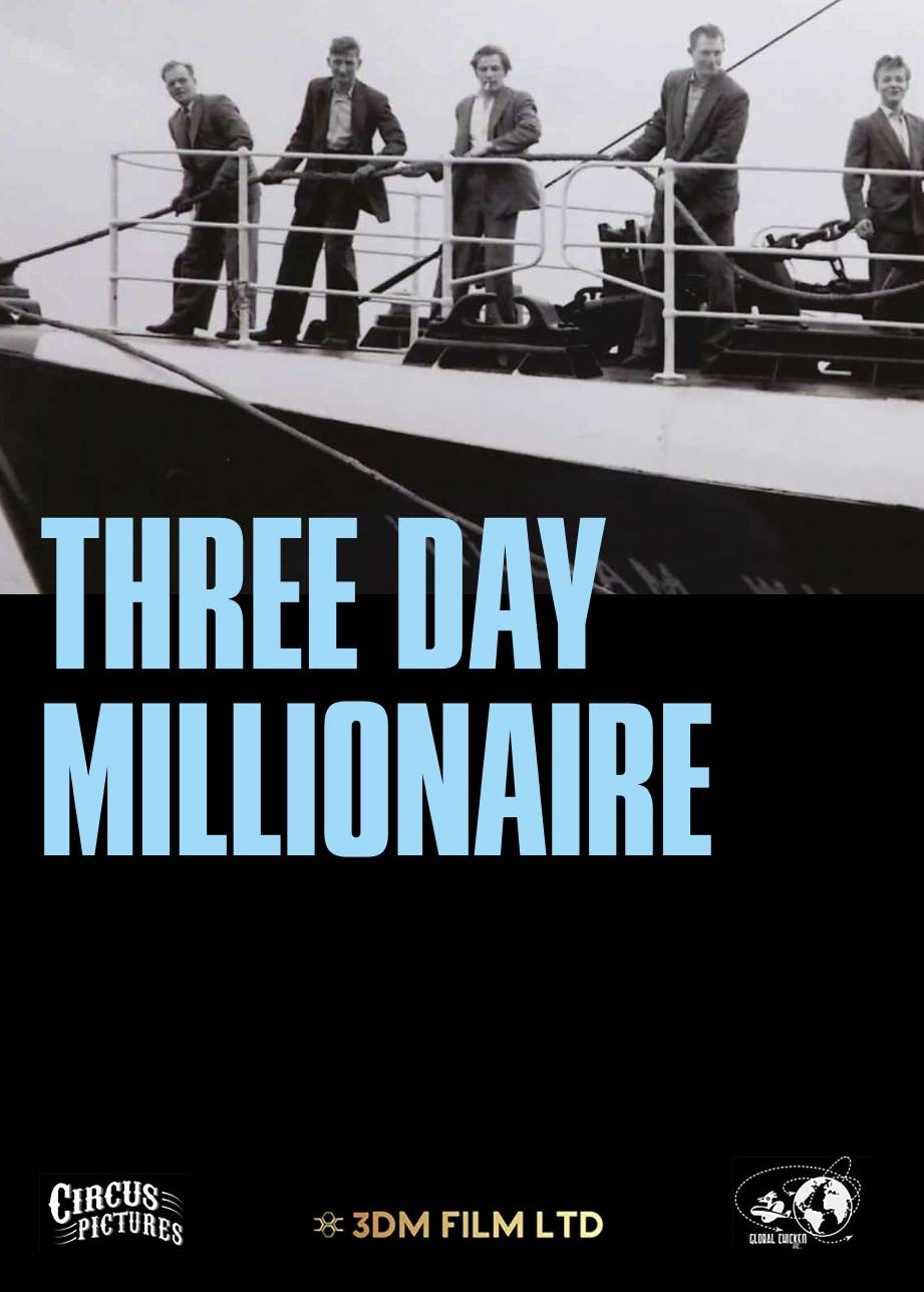 three day millionaire peacock film finance