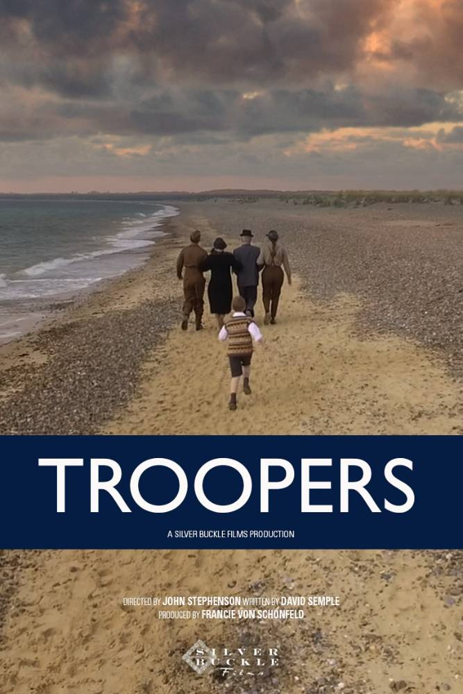troopers peacock film finance
